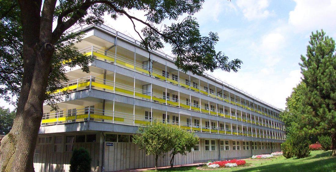 The Reconstruction of the Cardiac and Rheumatic sanatorium